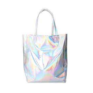 Hologram Tote Bag