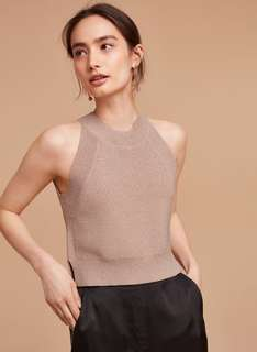 WANTED: Wilfred Creiver Rose gold/cairo top
