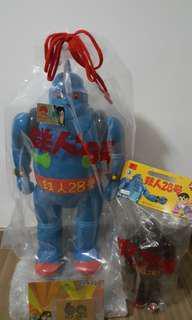 M1 jumbo tetsujin 28 sofubi wonderfest limited to 50 pieces worldwide
