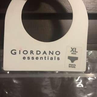 GIORDANO briefs (white)