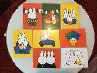 Miffy postcard 購至荷蘭
