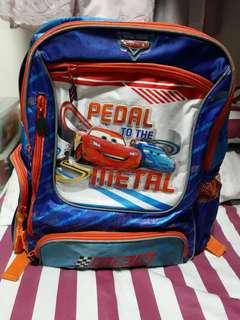 Imported Cars Backpack