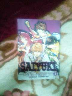 Saiyuki Reloaded