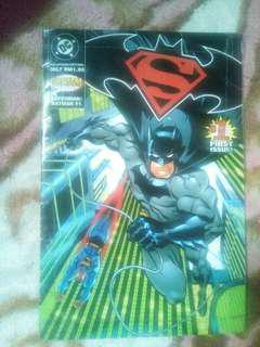 Superman/Batman no 1