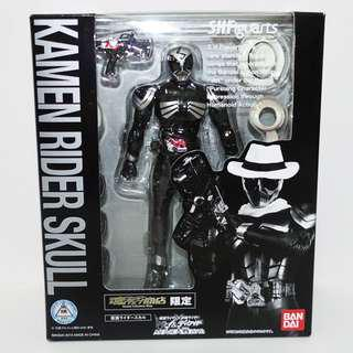 🚚 S.H. Figuarts Kamen Rider W Skull S.H.Figuarts