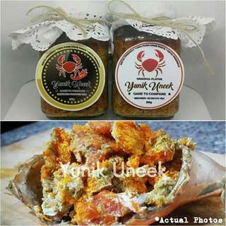 Yunik Uneek The ORIGINAL Keto friendly PUREST Crab Paste / Aligue / Taba Ng Talangka