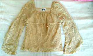 Girls Tops Lace (10-12th)