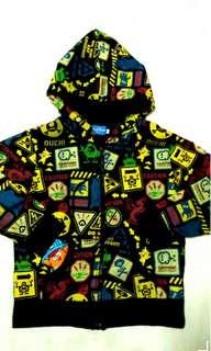 Hoodie Jacket Monster Inc.