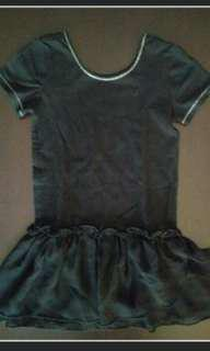 Black Tutu Dress / baju balet hitam (5th)