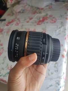 Tamron 17-50 nikon lens