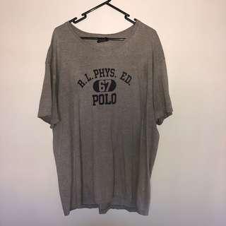 Ralph Lauren athletics department T shirt