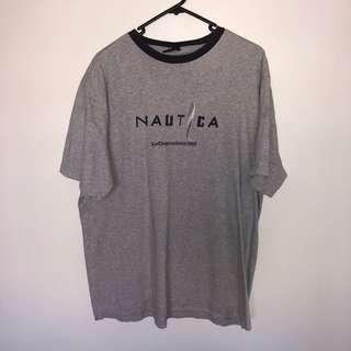 Nautica surfboard t shirt