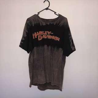 Vintage distressed Harley Davidson t shirt