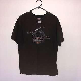 Harley Davidson t shirt