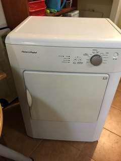 [Used] Fisher & Paykel Dryer