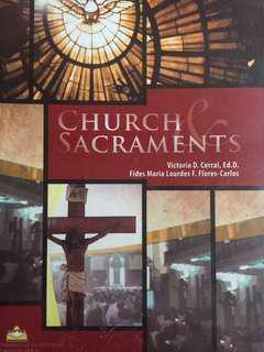 Church & Sacraments