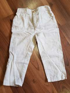 Authentic Old Navy Linen Pants