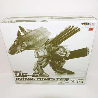 🚚 DX Chogokin Konig Monster Macross VB-6 Limited
