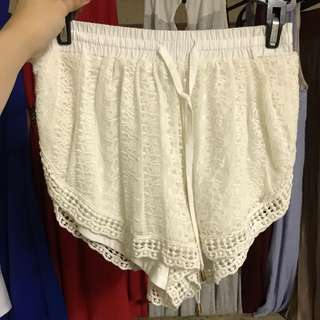 Splash Bohemian style shorts
