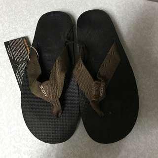 Hawaii Scott slippers