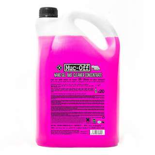 Muc-Off Nano Cleaner Concentrate 5 Litre