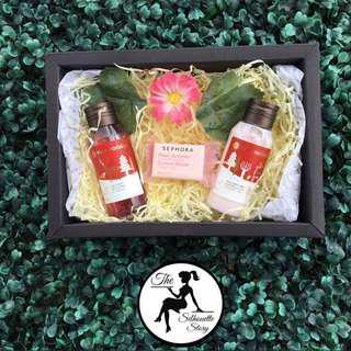 Bath Gift Box Set 4