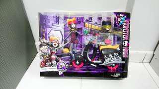 Monster High Doll Meowlady n Purrsephone
