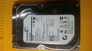 Seagate hard disk for desktop
