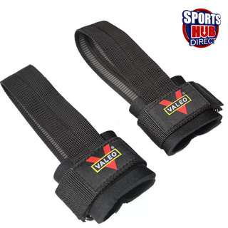 🚚 Pro No Slip Weight Lifting Strap with Hand Bar Wrist Wrap Support