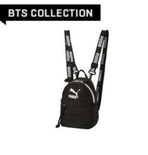 b2339d66ff9951 BTS X PUMA Puma Minime Retro Backpack