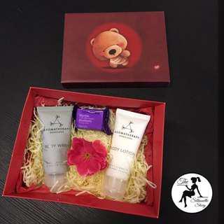 [NEW ARRIVAL] Bath Gift Box Set D