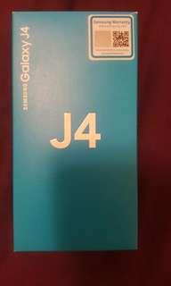 Brand new J4 going cheap