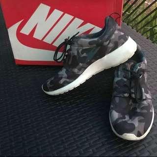 Original Nike Camouflage Shoes