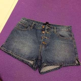 Forever21 highwaist shorts  / 26
