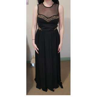 TFNC London Formal Gown - Sz M