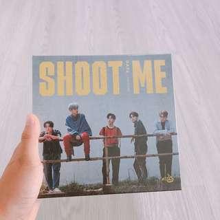 🔫[wts / day6] shoot me trigger version instock sealed album