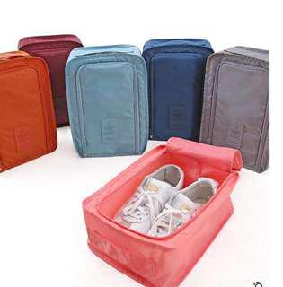 shoe travel pouch