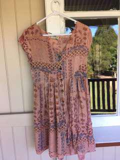 Tree of Life dress size S