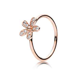 Pandora Rose Gold Daisy Ring