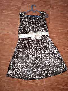 Dress wanita tangan buntung size s