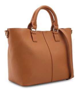 Tote Bag by Zalora
