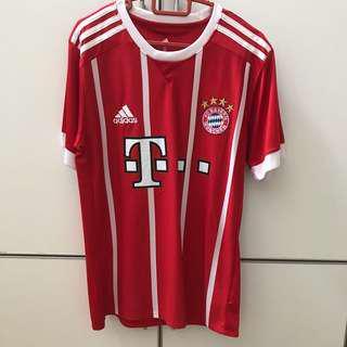 FC Bayern jersey