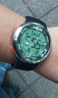 Takane digital watch