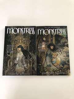 Monstress Vol. 1&2
