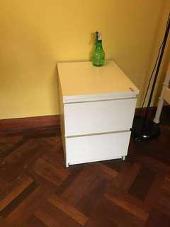 Side Table drawers
