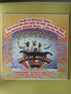 The Beatles- Magical mystery tour LP