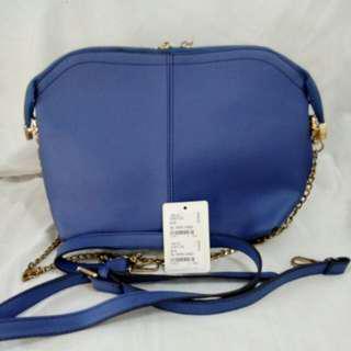 Enji Palomino Blue Sling Bag