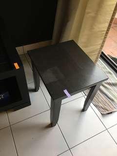 Rectangular stool