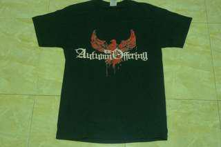 The Autumn Offering band T-Shirt