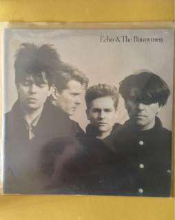Echo & The bunnymen - selftitled LP